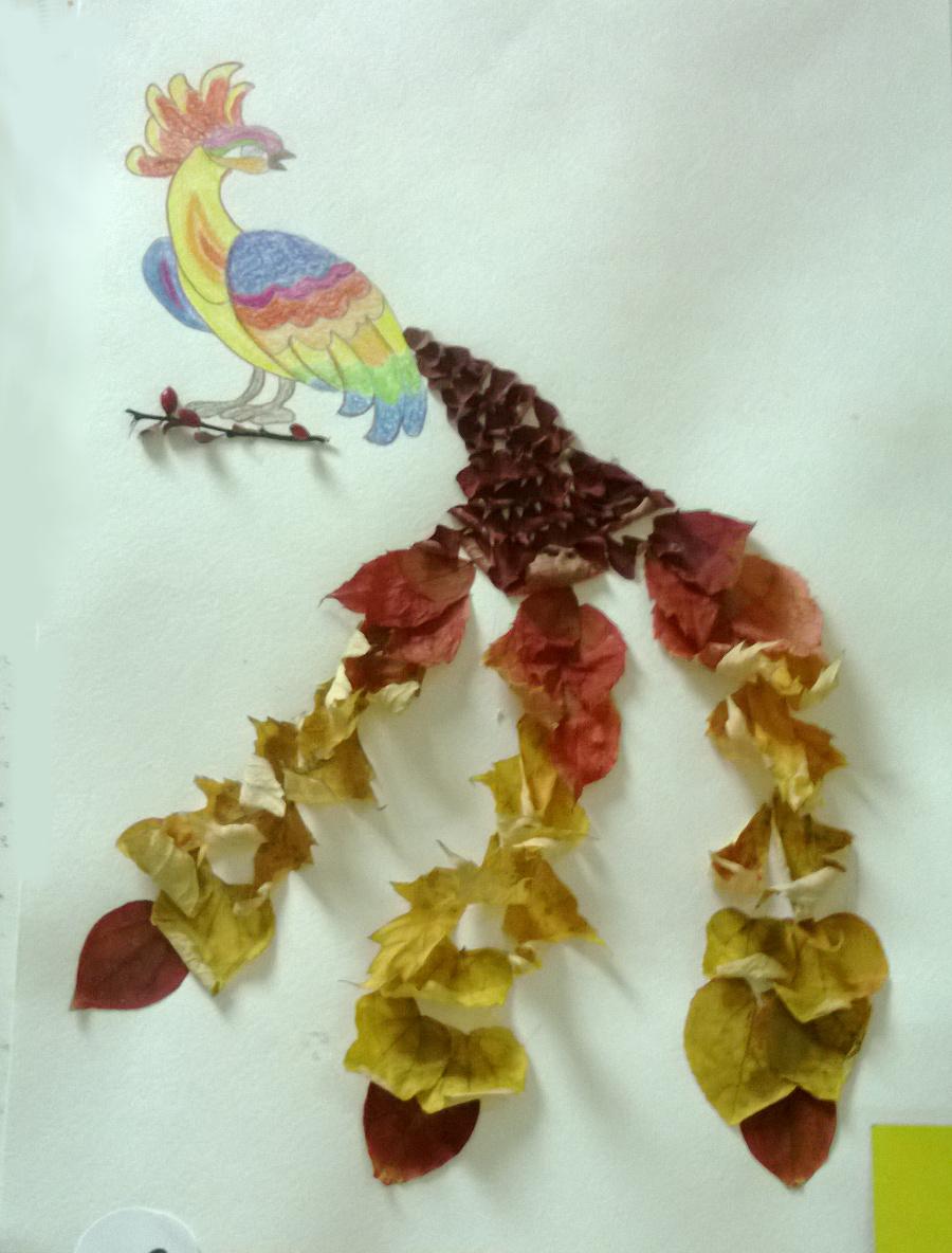 Поделки - птицы своими руками из разных материалов. Мастер 89
